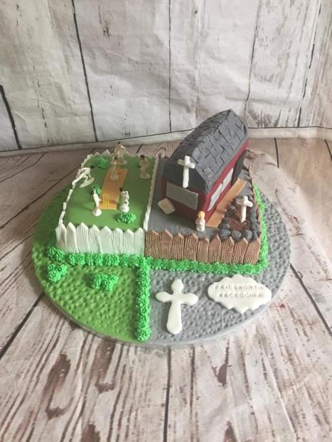 Celebration Cake - 15 July 2017